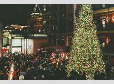 Ghirardelli Square 53rd Annual Tree Lighting Ceremony