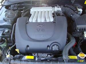 2001 Hyundai Sonata Gls V6 Engine Photos