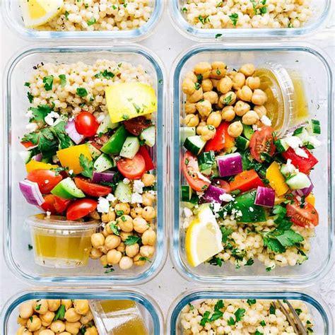 healthy meal prep ideas  simplify  life