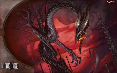 wallpaper   week balefire dragon magic  gathering