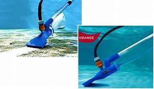 Comment Nettoyer Le Fond D Une Piscine Sans Aspirateur : aspirateur piscine sur filtration ~ Melissatoandfro.com Idées de Décoration