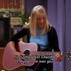 Phoebe From Friends TV Show Funny Quotes