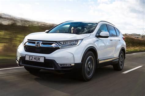 honda cr  hybrid  review auto express