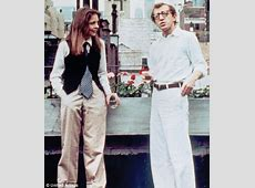 Diane Keaton's daughter trails behind her kookilyclad