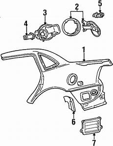 Front Door For 1999 Ford Taurus