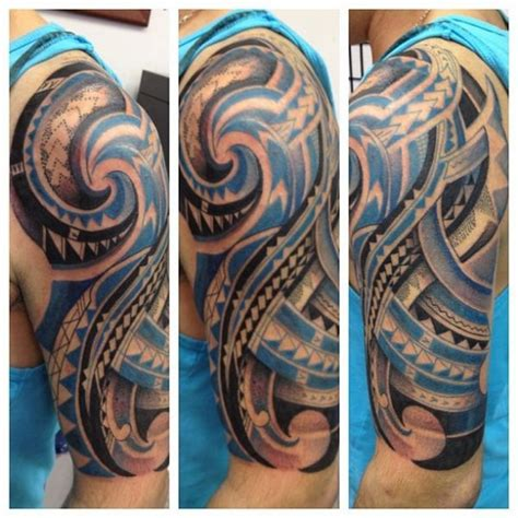 Permalink to Tribal Tattoo With Color