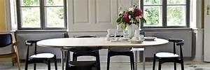 mobilier luminaires et deco scandinave pour salles a With salle À manger contemporaine avec meuble deco scandinave