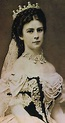 Aqua eye shadow: Strange Beauty~ Elisabeth, Empress of Austria