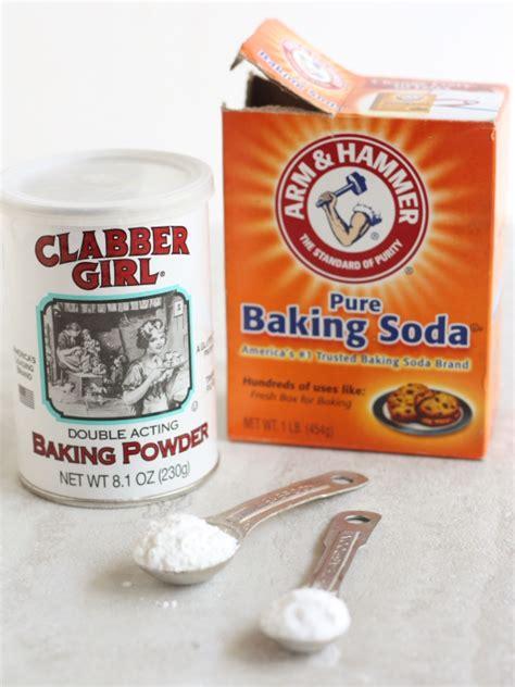 baking powder vs baking soda baking powder vs baking soda completely delicious