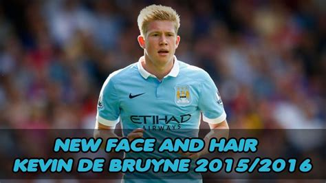 NEW FACE AND HAIR KEVIN DE BRUYNE 2015/2016 | PES 2013 ...