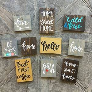 Best 25+ Hand painted signs ideas on Pinterest Wood