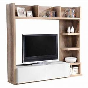meuble tv d39angle chez conforama With meuble bas cuisine 120 cm 17 meuble tv dangle exotique