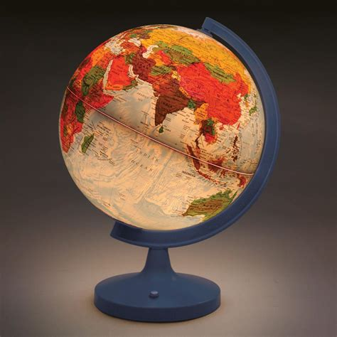 light up globe dual cartography illuminated light up globe childrens
