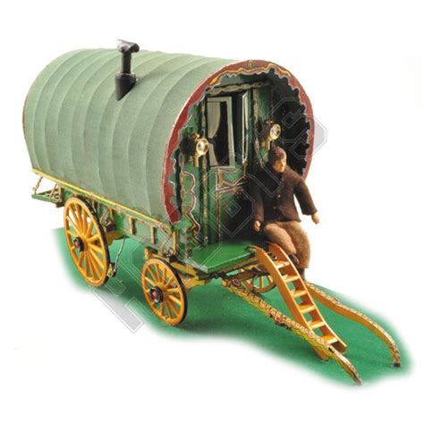 shop barrel top caravan kit hobbyukcom hobbys