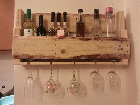 ana white wine rack  wine glass holder diy projects