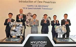 Hyundai Unveils New Hybrid Engine  8