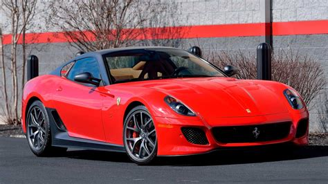 Thanks to dutton garage in christchurch. Rare Ferrari 599 GTO Has just 168 Miles to Sale - Auto Freak