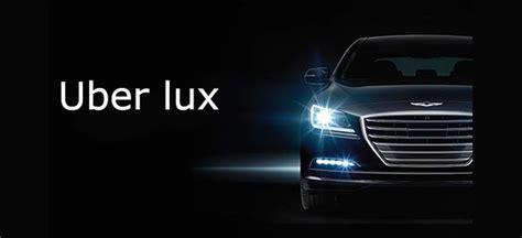 Luxury Car Uber