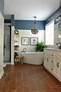 Rustic, Farmhouse, Master, Bathroom, Remodel, Ideas, 30, U2013, Goodsgn