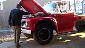 1963 Ford F600 Dump Truck