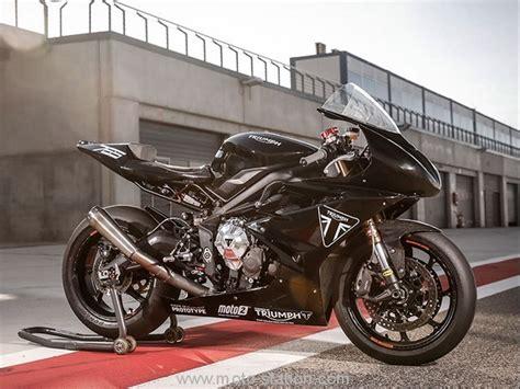 Nouveautés Triumph 2019  De La Speed Dans L'r ? Motostation