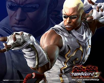 Tekken Raven Tournament Personaggi Dark Wallpapers Resurrection