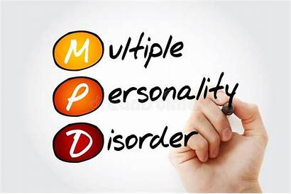 Acronym Multiple Mpd Disorder Personality