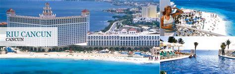 Www Riu Com Cancun Hotel Riu Cancun Riu Hotels Resorts Mexico Riu