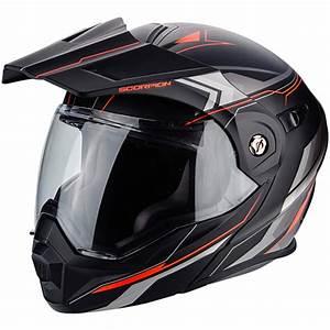 Casque Scorpion Modulable : casque adx 1 anima moto dafy moto casque modulable de moto ~ Medecine-chirurgie-esthetiques.com Avis de Voitures