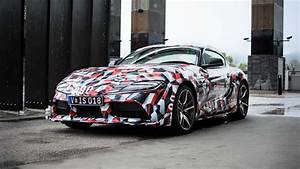 Toyota Supra 2019  Manual Transmission Still On The Cards