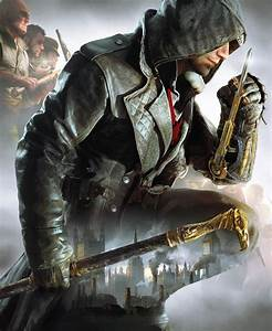 Assassin's Creed: Syndicate alternative cover art ...