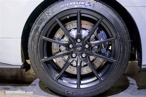 Michelin Pilot Sport Mustang Gt by Gt350 Mustang Tires 2015 Mustang Forum News S550
