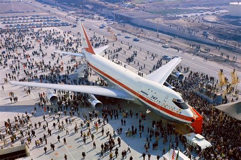 Of Everett by Visual History 50 Years Of Boeing At Paine Field In