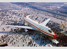 Visual history 50 years of Boeing at Paine Field in