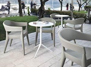 Table Pour Terrasse : mobilier d exterieur professionnel chaises tables design ~ Teatrodelosmanantiales.com Idées de Décoration