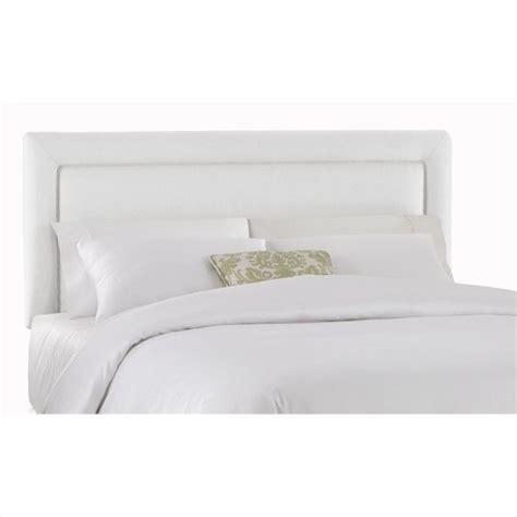 Skyline Furniture Upholstered White Headboard Ebay