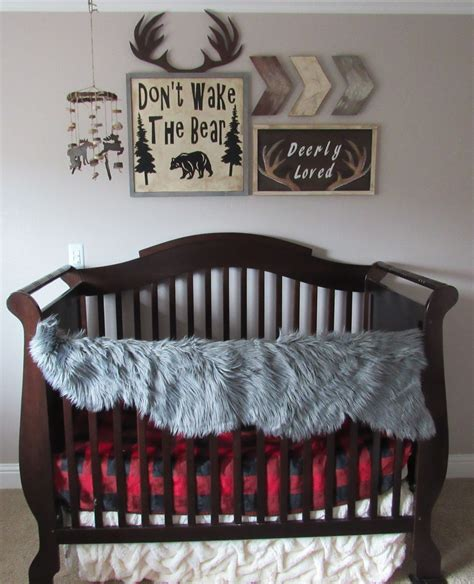 buy  baby boy nursery nursery ideas rustic nursery