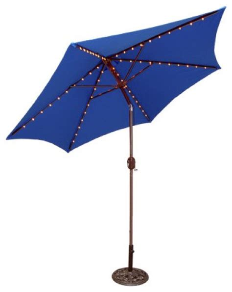 marvelous blue patio umbrellas 4 patio umbrella lights
