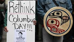 Seattle Swaps Columbus Day For 'Indigenous Peoples' Day ...