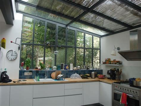 cuisine avec veranda cuisine véranda
