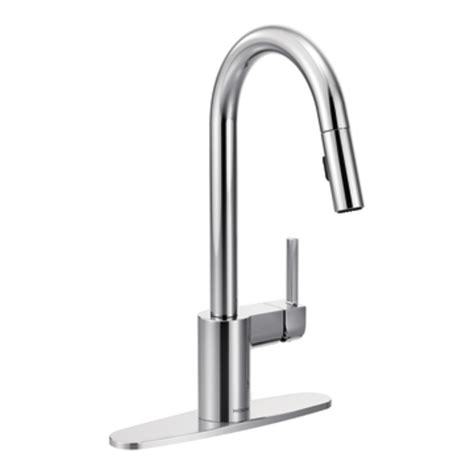 moen kitchen faucet reviews moen align single handle kitchen faucet reviews wayfair