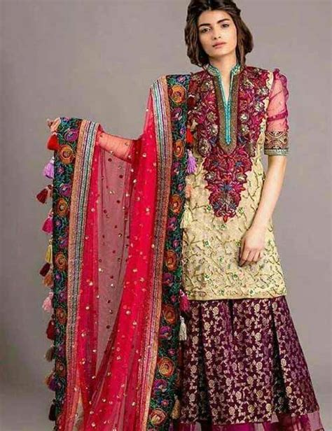 sharara dupatta draping how to wear a dupatta different types draping style ideas
