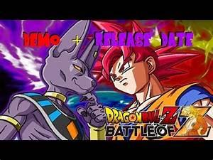 Dragon Ball Z: Battle of Z - DEMO + RELEASE DATE REVEALED ...