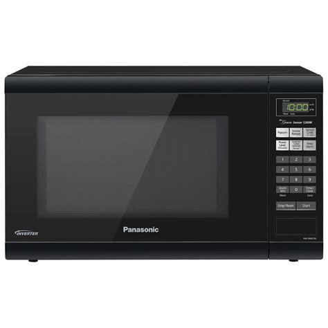 microwave panasonic oven inverter nn fryer countertop air genius cu ft technology sensor 1200w vs stainless island kenmore steel guide