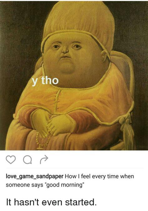 tho love game sandpaper   feel  time
