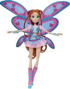 Winx Club Bloom Believix Doll