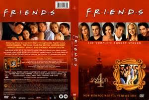Friends Season 4 DVD Cover