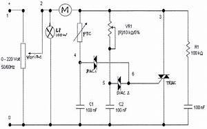 Blog Teknik  U0026 Vokasi  Rangkaian Kendali Motor Pompa Air 1 Fasa Menggunakan Thermistor
