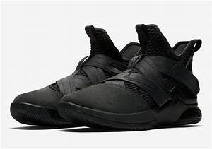 "Nike LeBron Soldier 12 ""Zero Dark Thirty"" AO4054-002 ..."