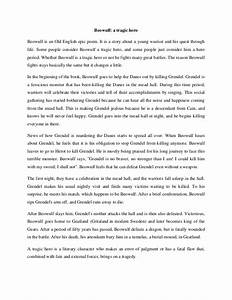 Beowulf Essay Topics essay on military beowulf literary analysis ...